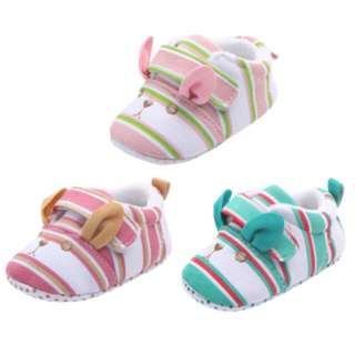 Cute Strip Shoes For Baby Biy&girl