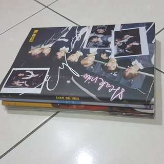 GOT7 Eyes On You album No photocard