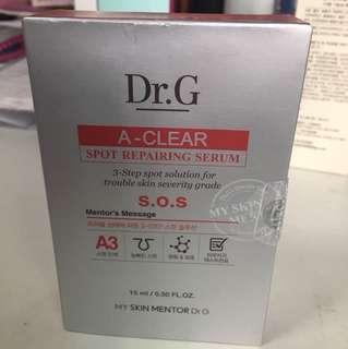 Dr G Clear Spot Repairing Serum
