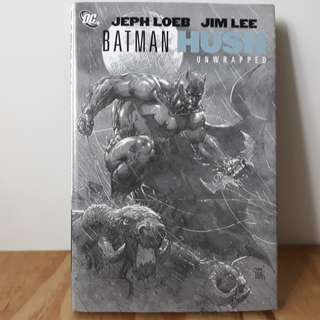 Batman: Hush (Unwrapped