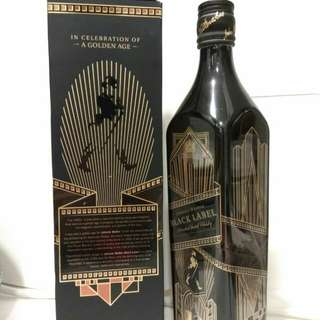 Johnnie Walker Black Label (Limited Edition Design)