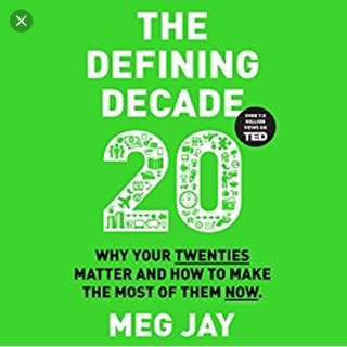 The Defining Decade By Meh Jay