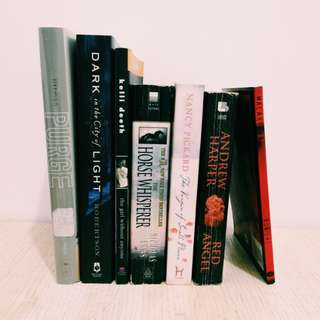 7 Books for PHP 300.00