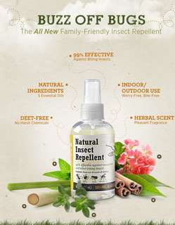 Melalueca Natural Insect Repellent 177ml