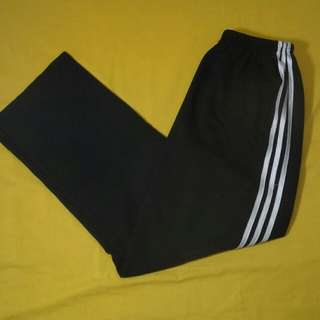Adidas inspired track pants