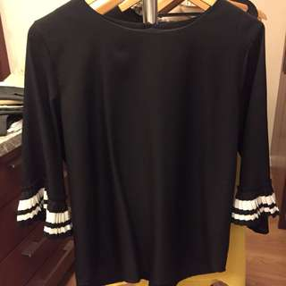 Office top - black