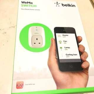 Belkin Wemo® Switch Smart Plug