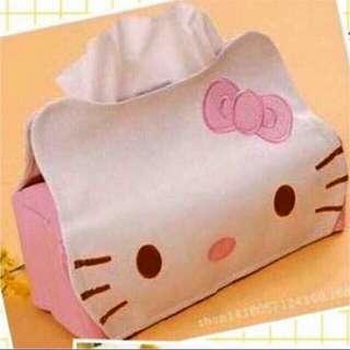 Kitty系列(最低價)衛生紙盒套