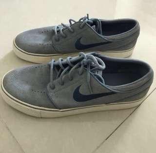 Nike Stefan Janoski Suede Sneakers