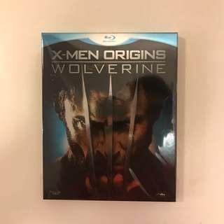 狼人 1 Blu ray Wolverine 1 Bluray (有中字)紙套版