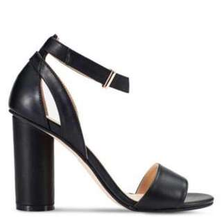 Black High Heels by Zalora