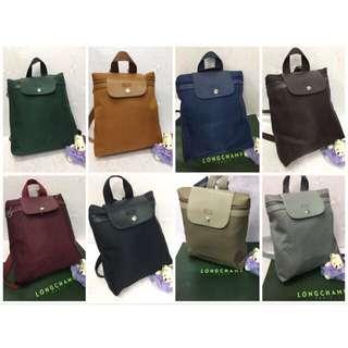 PRE ORDER! Longchamp backpack