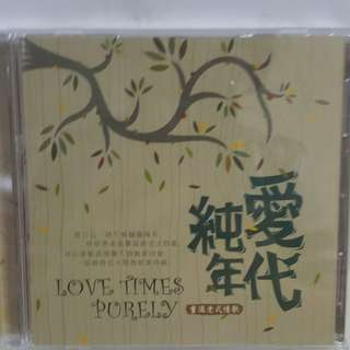Cd English Love times Purely