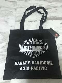 Brand New Harley-Davidson reusable shopping bag