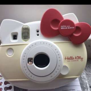 Instax Mini kitty camera