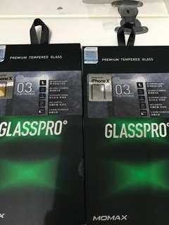 IphoneX 玻璃貼