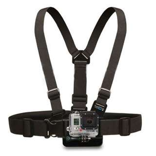New Chest Harness Strap Mount For Gopro Hero 5/4/3/3+ Xiao Mi Yi SJ4000