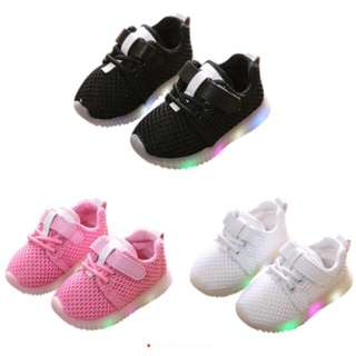 Led Light Shoes For Baby Girl&Boy