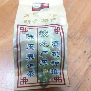 陳皮養生茶1粒