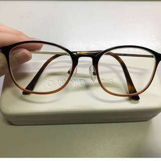Brand New OWNDAYS Spectacles! (Unused, and comes with OWNDAYS spectacle box)