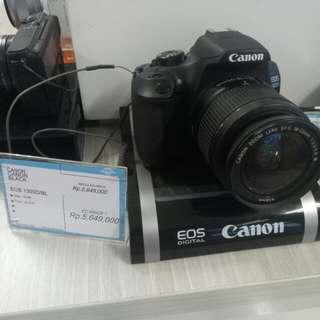 Canon 1300D bisa dicicil tanpa dp tanpa kartu kredit proses 3 menit