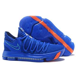 kd10 basketball shoe