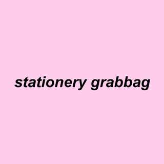 STATIONERY GRABBAG