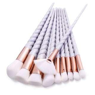 [PO]: Unicorn Brush Set