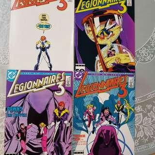 DC Comics Legionaires