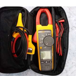 FLUKE 376 TRUE RMS CLAMP METER with I Flex for sale