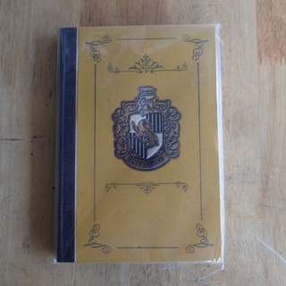 Harry Potter Hufflepuff Notebook