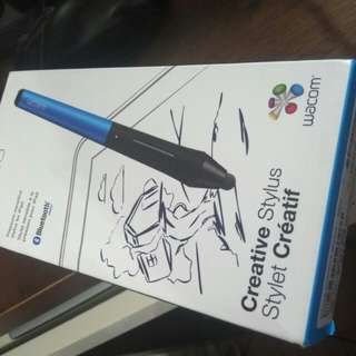 Wacom Intuos Bluetooth pen