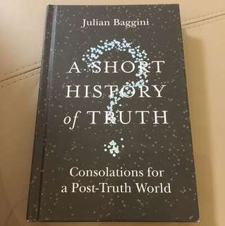 A short history of truth