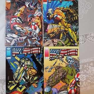 Image Series Super Patriot
