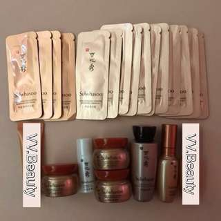 ❗️$$ Reduced❗️Sulwhasoo Ginseng Bundle Set