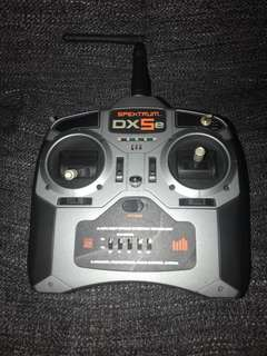 Spektrum dx5e dsm2 compatible
