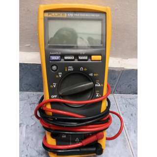 FLUKE 179 TRUE RMS MULTIMETER for sale