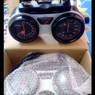 Rxz caty speedometer local