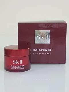 SK II - Skin RNAC 100g & Skin FTE Duo Sakura lid
