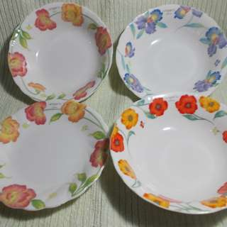 Ungaro Assorted Saucers