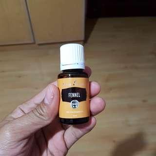 Fennel oil by young living