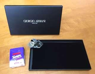 全新Giorgio Armani化妝袋