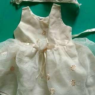 2 sets Dress For Christening