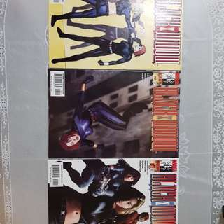 Marvels Black widow