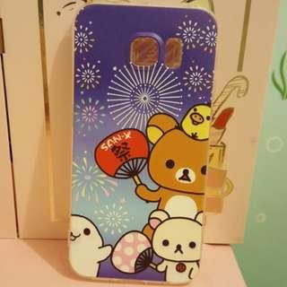 S6鬆弛熊電話軟殼