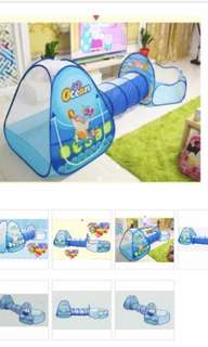 PLAY TENT BABY