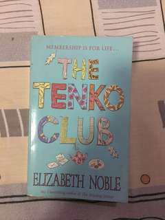 The Tenko Club by Elizabeth Noble