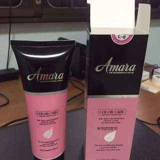 Pink/Hot pink hair dye