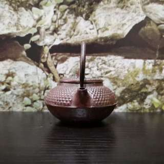 Mini Cast iron teapot