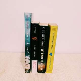 4 Books for PHP 400.00